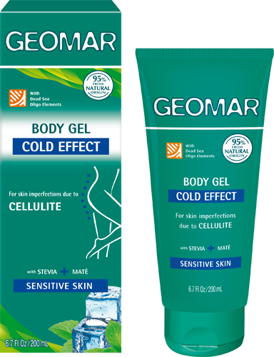 BODY GEL COLD EFFECT